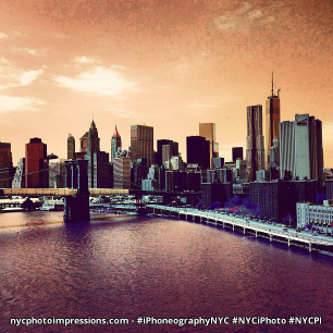 New York City Photos, Skyline, Manhattan Bridge