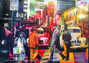 New York City Photos, Wall Painting, Chelsea, Art Photo